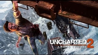 Uncharted 2: Among Thieves Game Movie (All Cutscenes) 1080p HD