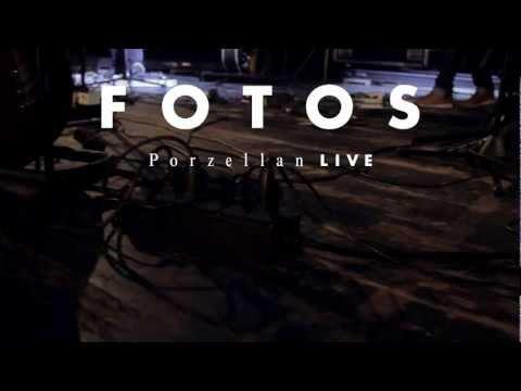 """FOTOS """"Porzellan Live"""" DVD Teaser #2"""