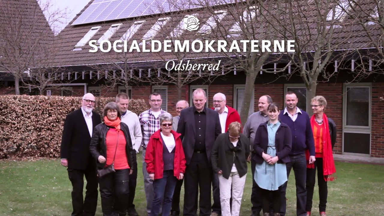 Valgvideo for Socialdemokraterne i Odsherred