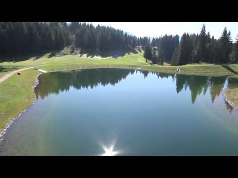 Trou n°15 - Golf Les Gets
