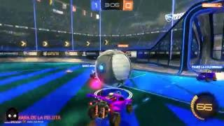 LA PRINCESA JOLIFU! Rocket League en Español - GOTH