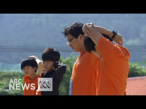 Internet-addicted South Korean children sent to digital deto