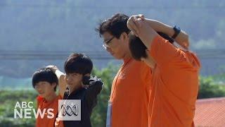 Internet-addicted South Korean children sent to digital detox boot camp