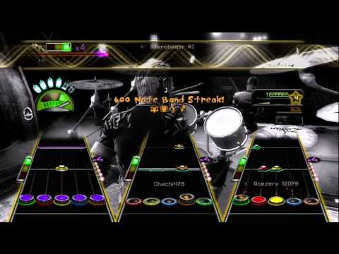 Guitar Hero Metallica One Full Band 1st place 3.67million