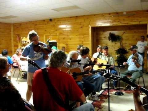 Live Bluegrass Music @ KOA campground Bowling Green KY