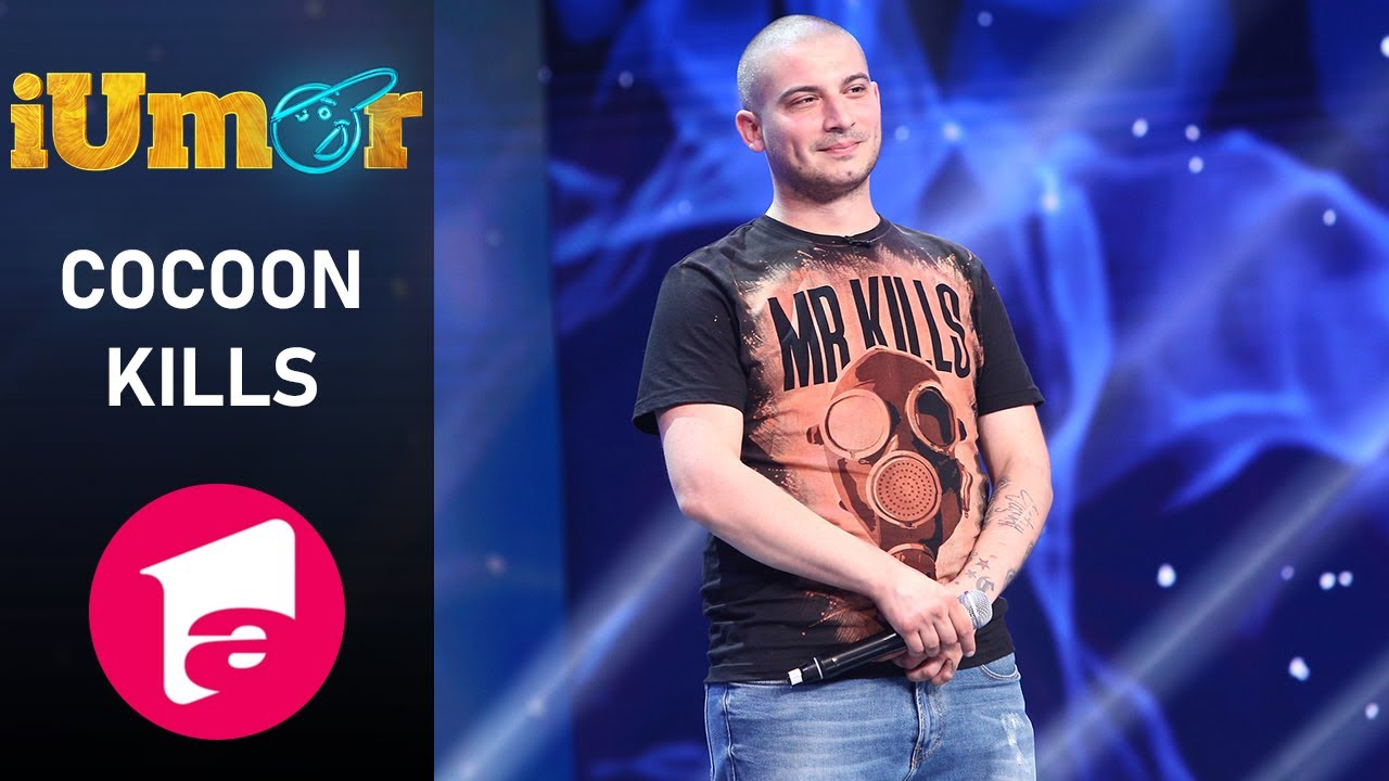 Cocoon Kills a lansat o nouă piesă la iUmor: România zici că e