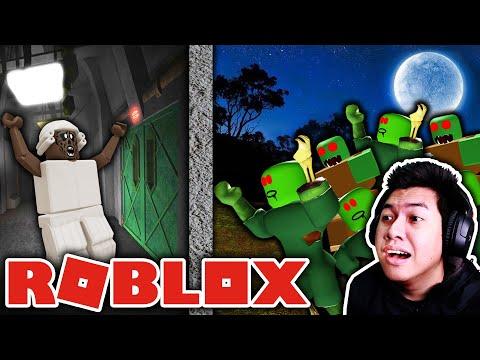 อย่าให้ซอมบี้เข้ามา! หาที่หลบภัยเร็ว (Roblox)