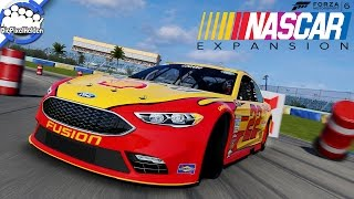fm6 nascar expansion 22 slalomruber let s play fm6 nascar expansion
