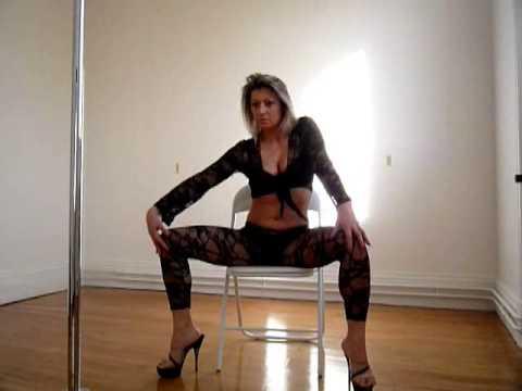 chorégraphie sexy chair dancekrysta  youtube