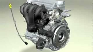 Moteur 4 cylindres Ford