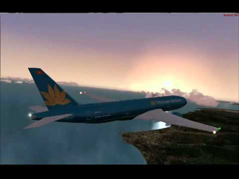 Vietnam Airlines_ Los Angeles-Ho Chi Minh City