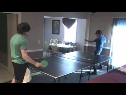 how to play ping pong well