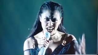 Stone Cold - แก้ม วิชญาณี | My First Time #Concert [HD]