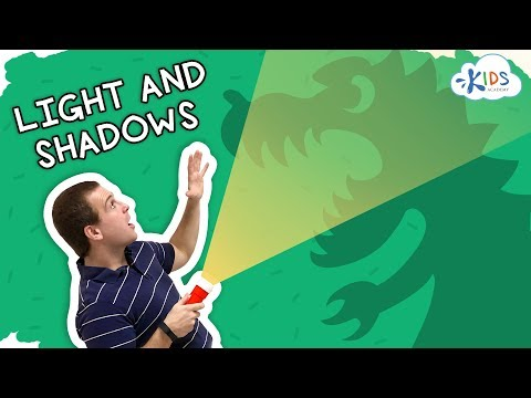 Light and Shadows for Kids: Transparent, Translucent and - Opaque Objects | Science Video for Kids