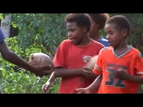 Vanuatu Youth Conference - Youth in the Forefront of Community Building -