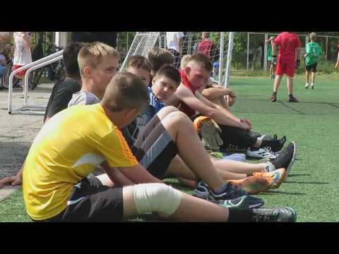 Турнир по мини-футболу среди команд Заволжского района