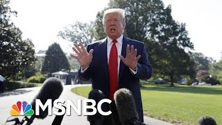 President Donald Trump: Baltimore Has Been 'Badly Mishandled' | MSNBC