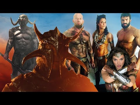 Justice League Old Gods Deleted Scene And Ares Original Look Revealed