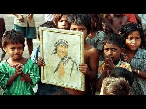 Неділя — день канонізації Матері Терези з Калькутти