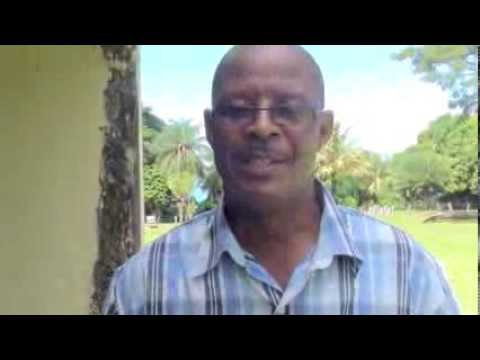 Testimonial:  Winsbert Garraway, Chief Prison Officer, Belle Isle Correctional Facility