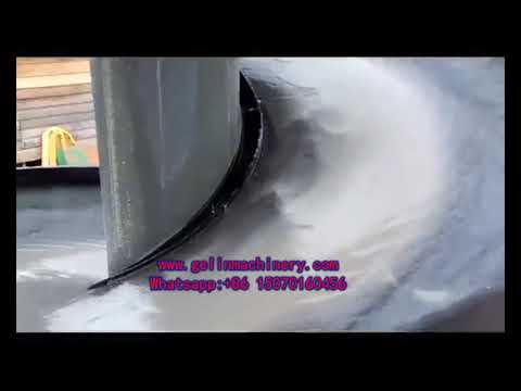 Complete Zircon Sand Processing Plant