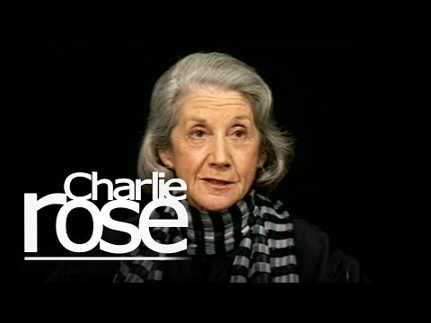 Nadine Gordimer Remembered | Charlie Rose