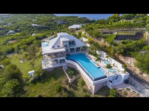 Villa Acqua in Sint Maarten|St Martin