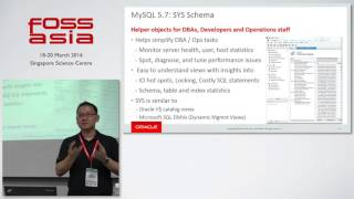 Going through era of IoT with MySQL 5.7 - FOSSASIA 2016