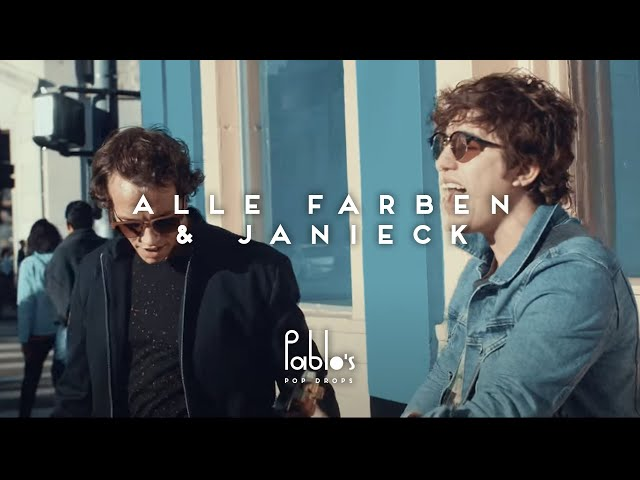 Alle Farben Janieck - Little Hollywood