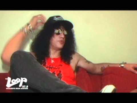 Pete interviews Slash
