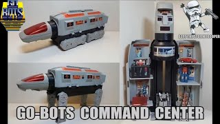 Gobots Command Center Review! Bert the Stormtrooper Reviews!