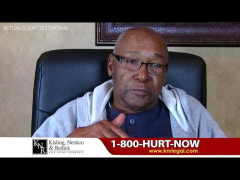 Ander Haley Testimonial - Kisling, Nestico & Redick | Ohio Personal Injury Lawyers