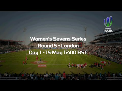 Women's Sevens Series Round 5 - London, day 1