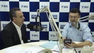 Entrevista com o presidente do Detran-Goiás no programa 'A Cidade Fala