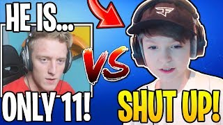 FaZe HighSky Reacts To Tfue *EXPOSING* His REAL AGE! (RIP)