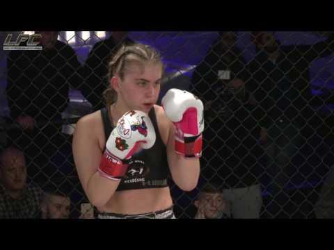 Lion Fighting Championships #LFC11 - Tia Sayer– Tripple S Gym VS Jasmine Condon – PWA