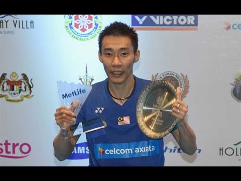 2016 Malaysia Open Men's Singles Final - Lee Chong Wei vs Chen Long