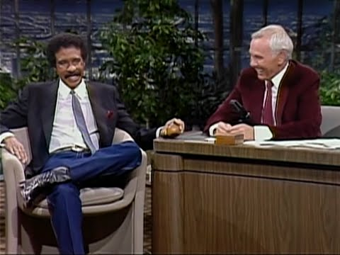 Richard Pryor Carson Tonight Show 19830609