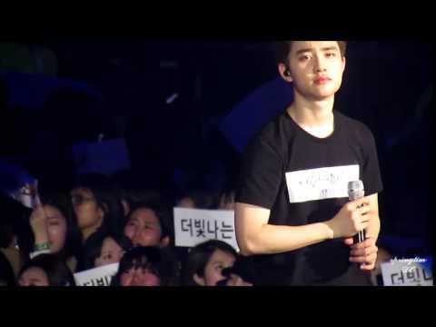 150313 EXO'luXion 약속(promise) (DO focus)