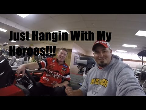 Bass Fishing Tackle Show w/ Kelly Jordan and Aaron Martens