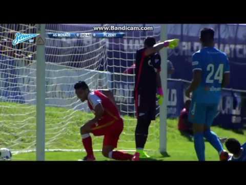 Gol de Radamel Falcao   AS Monaco Vs Zenit