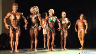 2013 IFBB Tampa Pro Finals - Tonia Moore 3rd Place