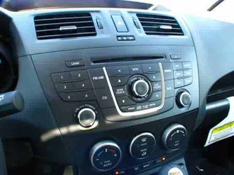 2012 Mazda 5 Touring Start Up, Exterior/ Interior Review - YouTube