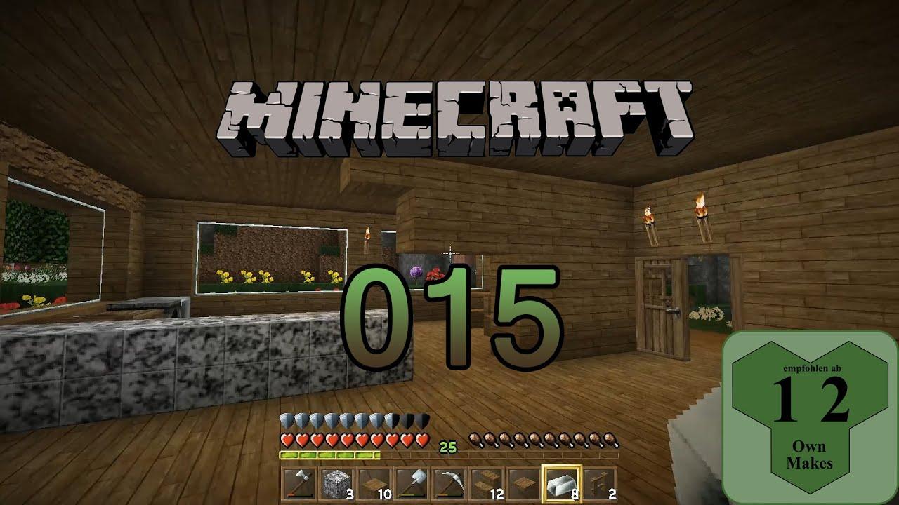 let 39 s game minecraft 015 designer k che ik de hd youtube. Black Bedroom Furniture Sets. Home Design Ideas
