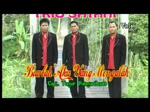 Trio Satahi - Biarlah Aku Yang Mengalah (Official Lyric Video)