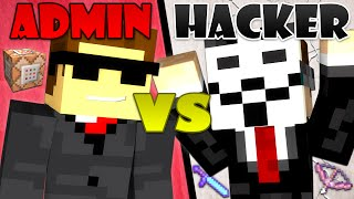 [6.68 MB] Hacker vs. Admin - Minecraft
