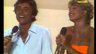 Joëlle et Sacha Distel - I can't smile without you