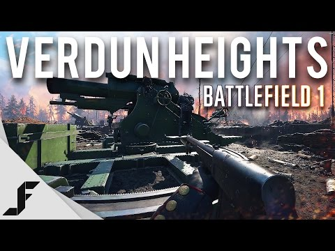 VERDUN HEIGHTS - Battlefield 1 They Shall Not Pass Review