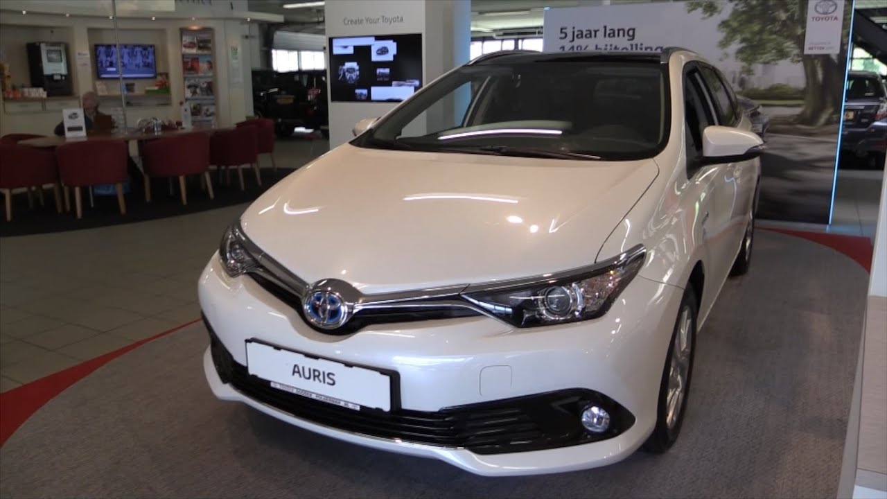 toyota auris touring sports 2016 in depth review interior exterior youtube. Black Bedroom Furniture Sets. Home Design Ideas