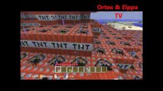 Minecraft Edition Xbox 360- Episode 9- Le test des TNT